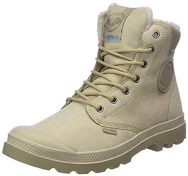 6b29a4a927514 Palladium Men's Pampa Sport WPS Boots, Beige