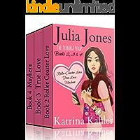 Julia Jones - The Teenage Years: Boxed Set - Books 2, 3 and 4: Book 1 is FREE