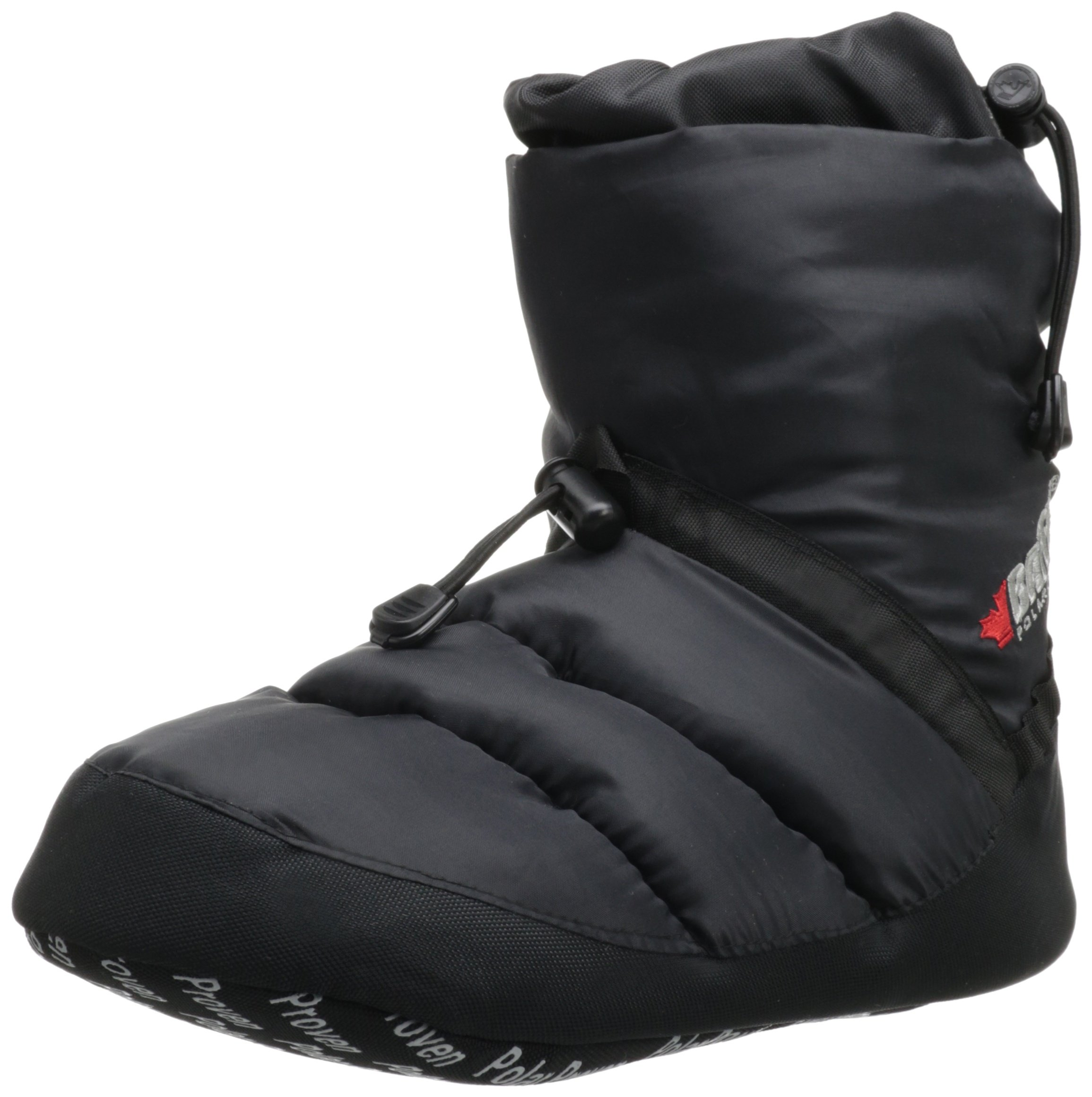 Baffin Base Camp Insulated Bootie,Black,Small