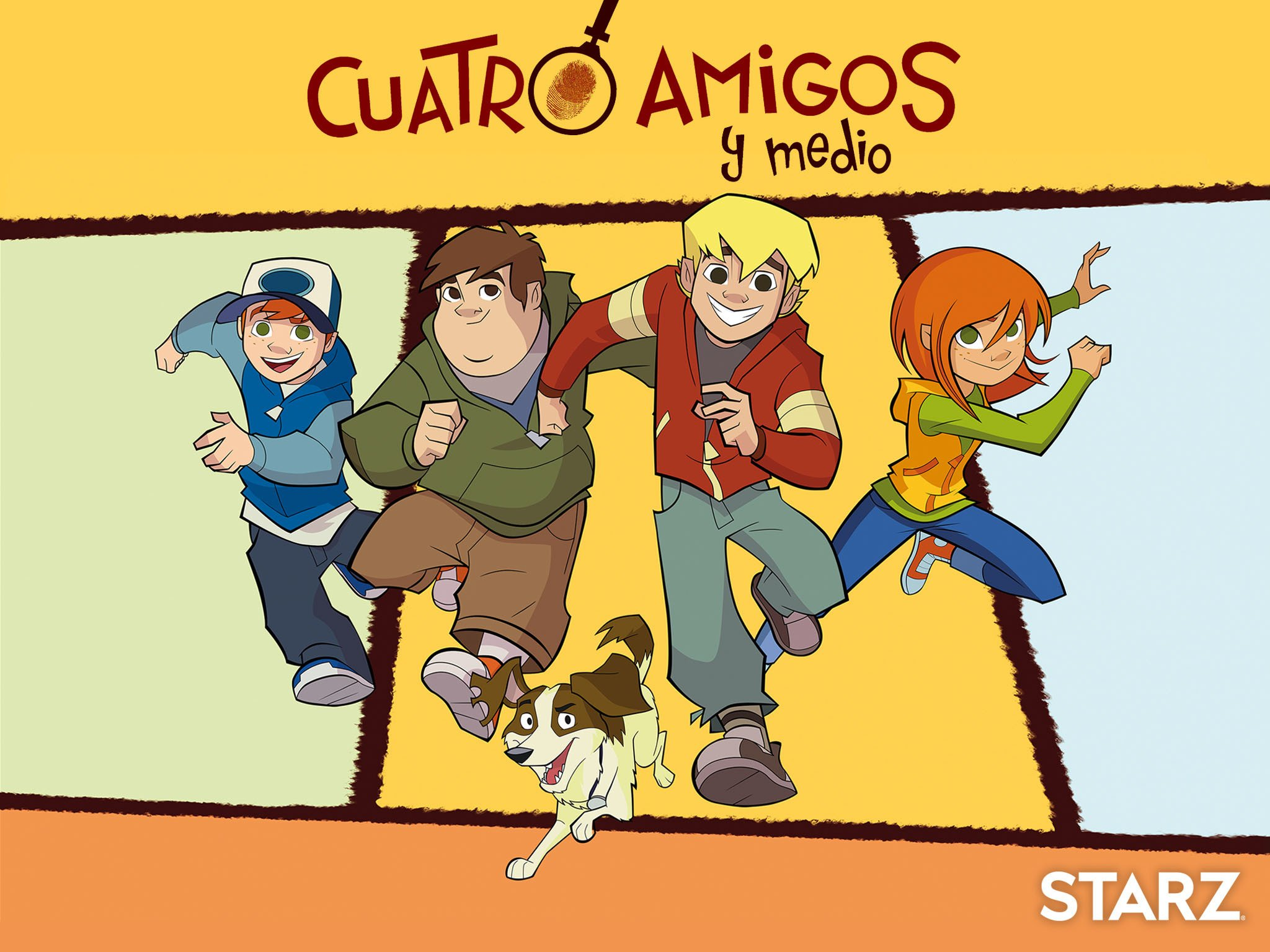 Amazon.com: Watch Cuatro Amigos Y Medio | Prime Video