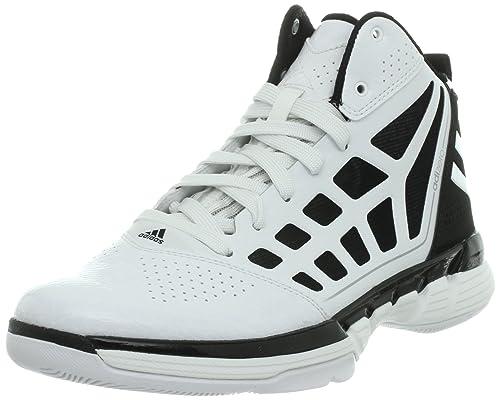 b01340d0aeac adidas Men s Adizero Shadow Basketball Shoes Size  18  Amazon.co.uk ...