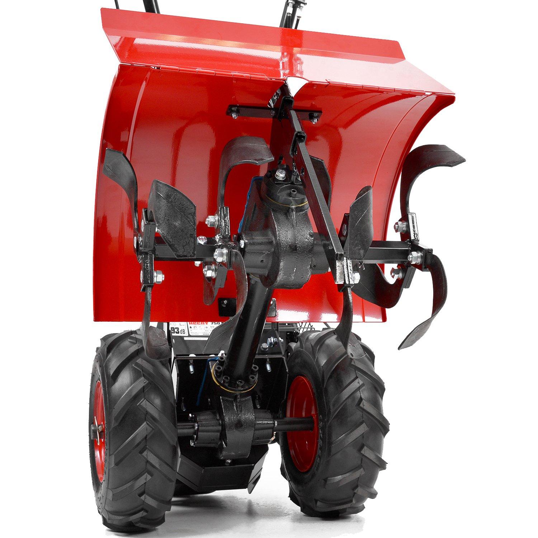 Lucio 750 de gasolina de jardín es de motor azada cultivador ...