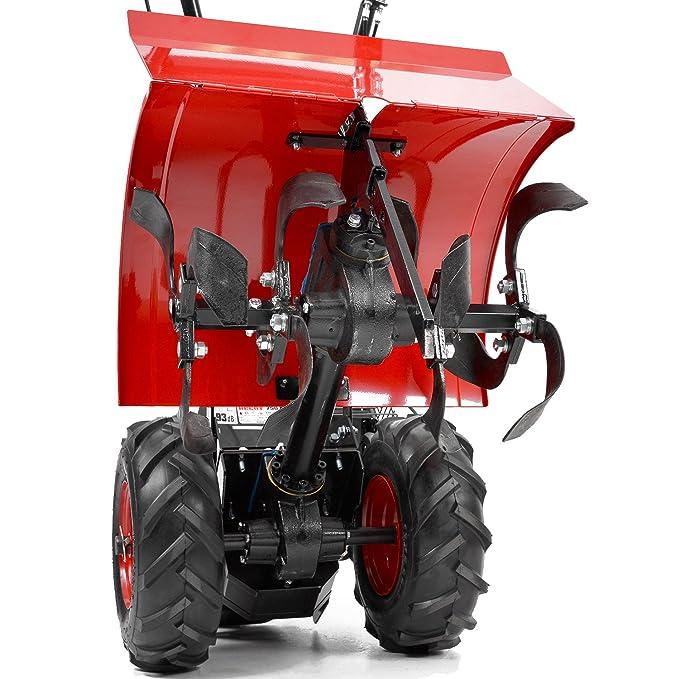 Lucio 750 de gasolina de jardín es de motor azada cultivador azada ...