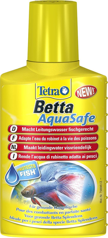 TETRA Betta AquaSafe - Conditionneur d'Eau pour Poisson Combattant - 100ml 4004218193031