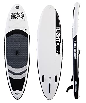 Light RS Silver Allrounder 9 8 Inflatable Stand Up Paddle Tabla de Surf
