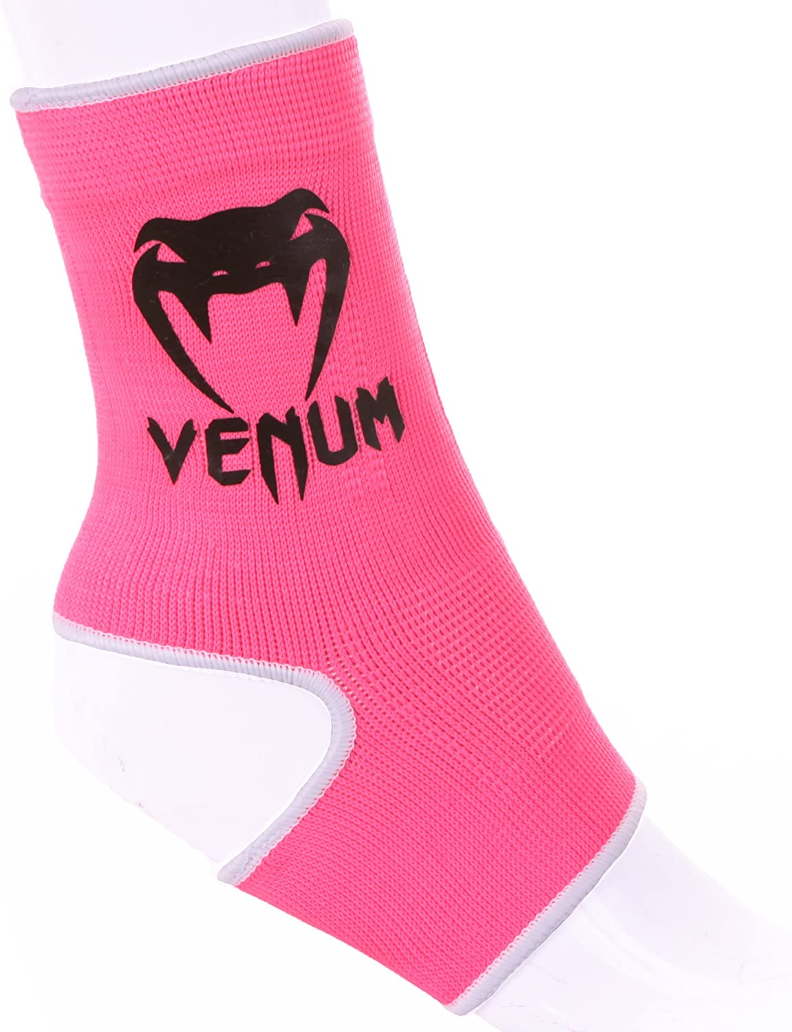 Venum Muay Thai/Kick Boxing Ankle Support Guard, Pink : Foot Supports : Sports & Outdoors