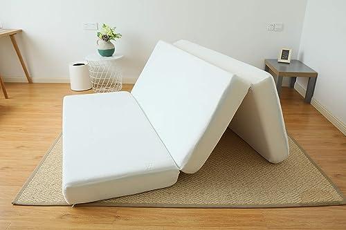 Daily Delight 6-Inch Gel Infused Memory Foam Tri-fold Mattre