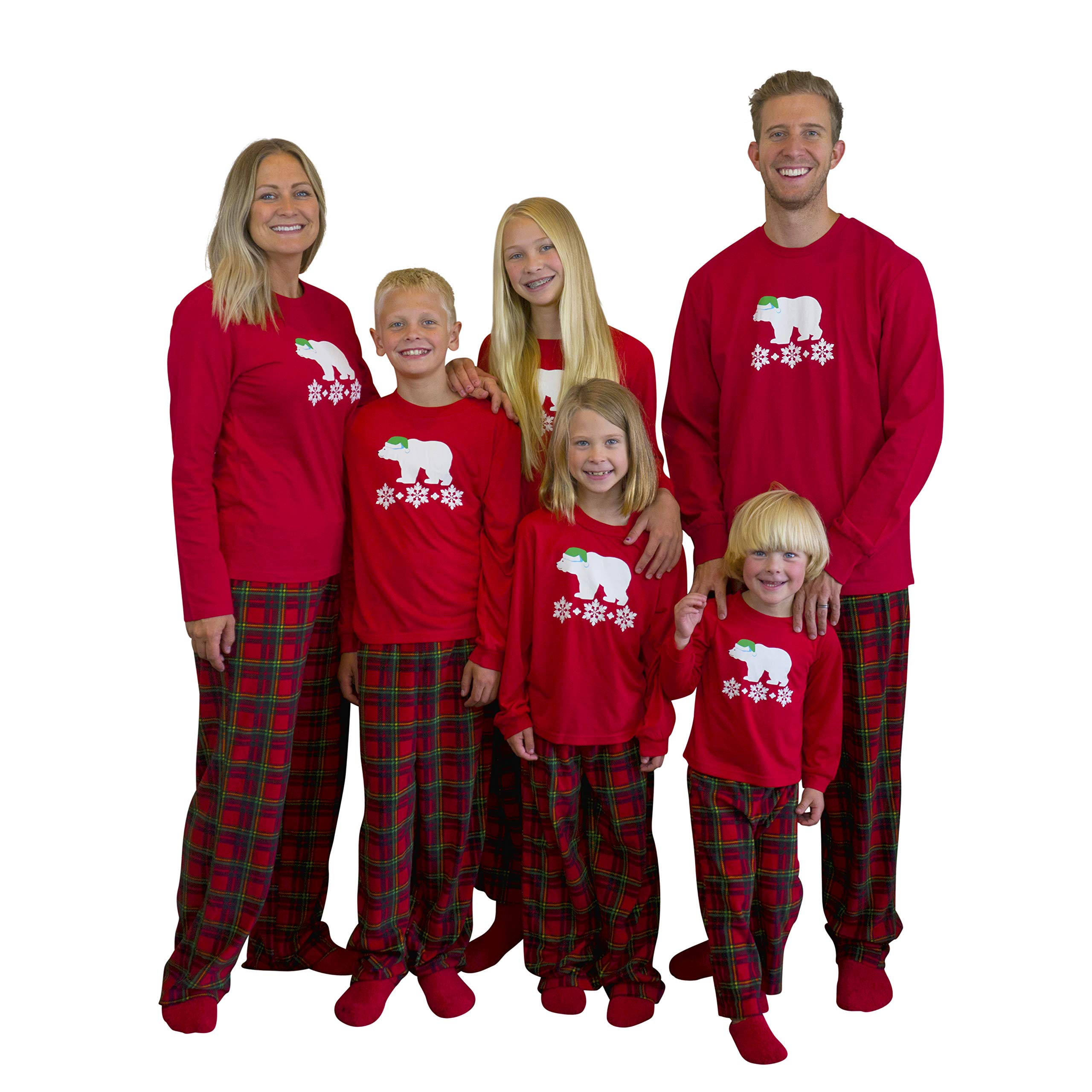 e4e07bf76c Mad Dog Concepts Matching Set Family Christmas Holiday PJ Pajamas