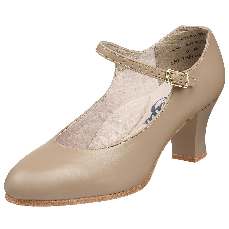 Capezio Chaussures de caractère 650 Student Footlight