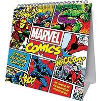 Marvel Comics Desk Easel Official 2019 Calendar - Desk Easel Format