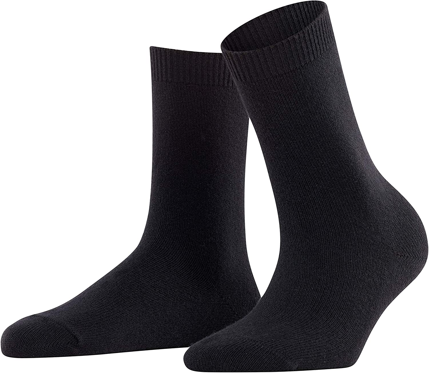 FALKE Womens Cosy Wool Casual Sock - Merino Wool/Cashmere Blend, Multiple Colors, US sizes 5 to 10.5, 1 Pair