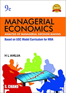 Managerial Economics By Varshney And Maheshwari Pdf