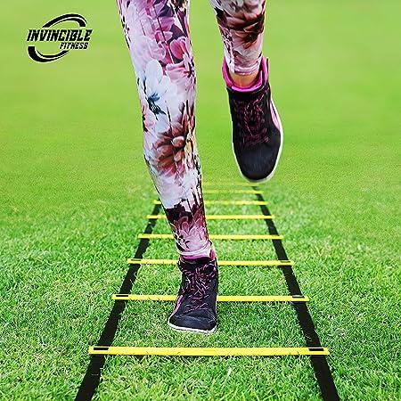 Amazon.com : teeofspirit Invincible Fitness Equipo De ...