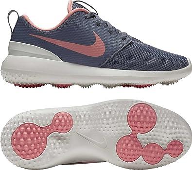 huge discount 6772e 2bb9e Amazon.com | NIKE New Womens Golf Shoe Roshe G 6.5 White ...