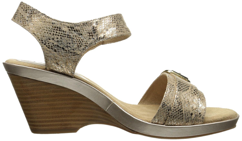 Bella Vita Womens Jinny II Wedge Sandal
