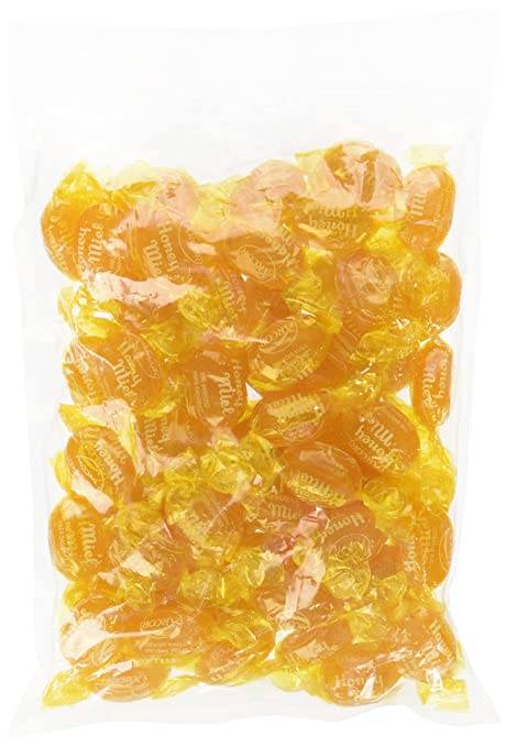 Amazon.com : SweetGourmet Arcor Honey Filled Hard Candy, 6 LB : Grocery & Gourmet Food
