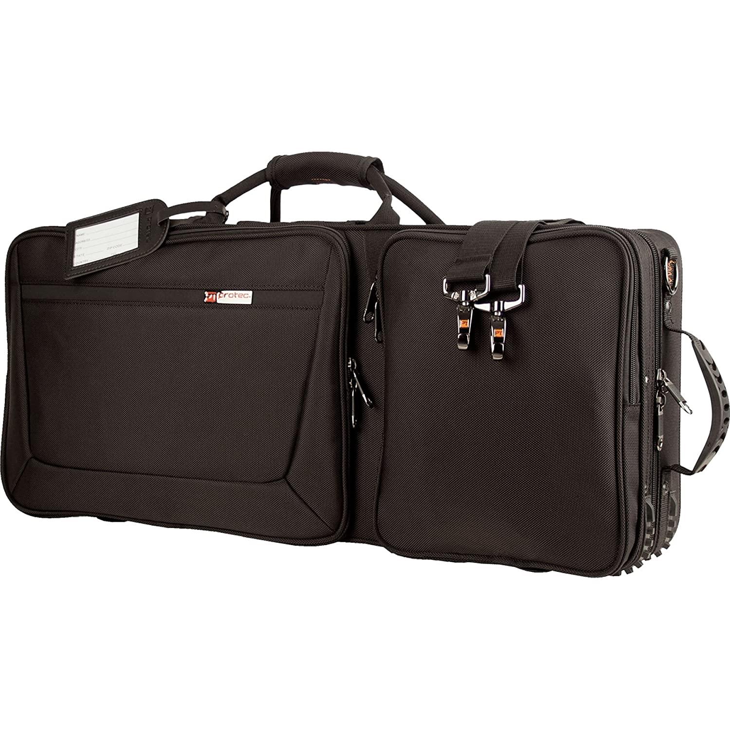 6bacd272a88 Protec PB317 Bassoon Pro Pac Case - Black: Amazon.co.uk: Musical Instruments