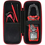 Aenllosi Hard Carrying Case for KAIWEETS Digital Clamp Meter T-RMS 6000 Counts(only case)