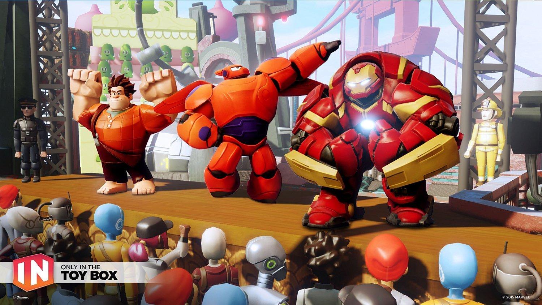 Disney Infinity 3.0 Editon: MARVEL's Hulkbuster Figure by Disney Infinity (Image #5)