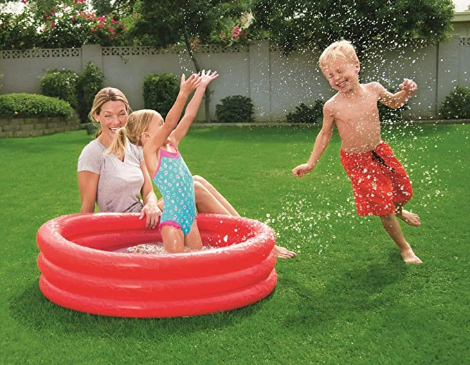 Piscina Hinchable infantil Bestway Play Pool 102 cm: Amazon.es: Jardín