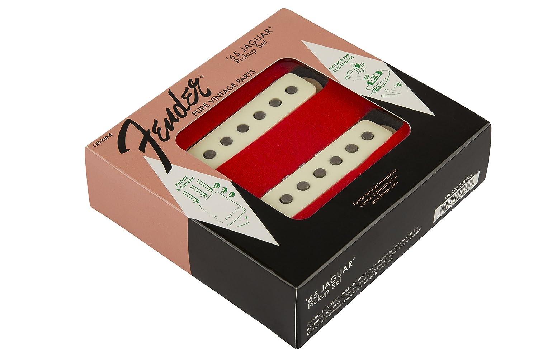 Fender Pure Vintage 65 Jaguar Pickup Set Musical Wiring Diagram For 1963 Instruments