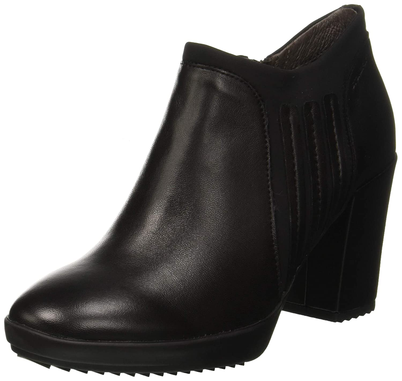 TALLA 37 EU. Stonefly Oprah 6 Nappa, Zapatos con Plataforma para Mujer