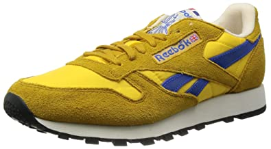 3a48c515b04a7 Reebok Classic CL Leather Vintage Trainer