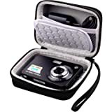 "AbergBest - Funda protectora para cámara digital, 21 megapíxeles de 2,7"" LCD recargable HD/ Kodak Pixpro / Canon PowerShot EL"