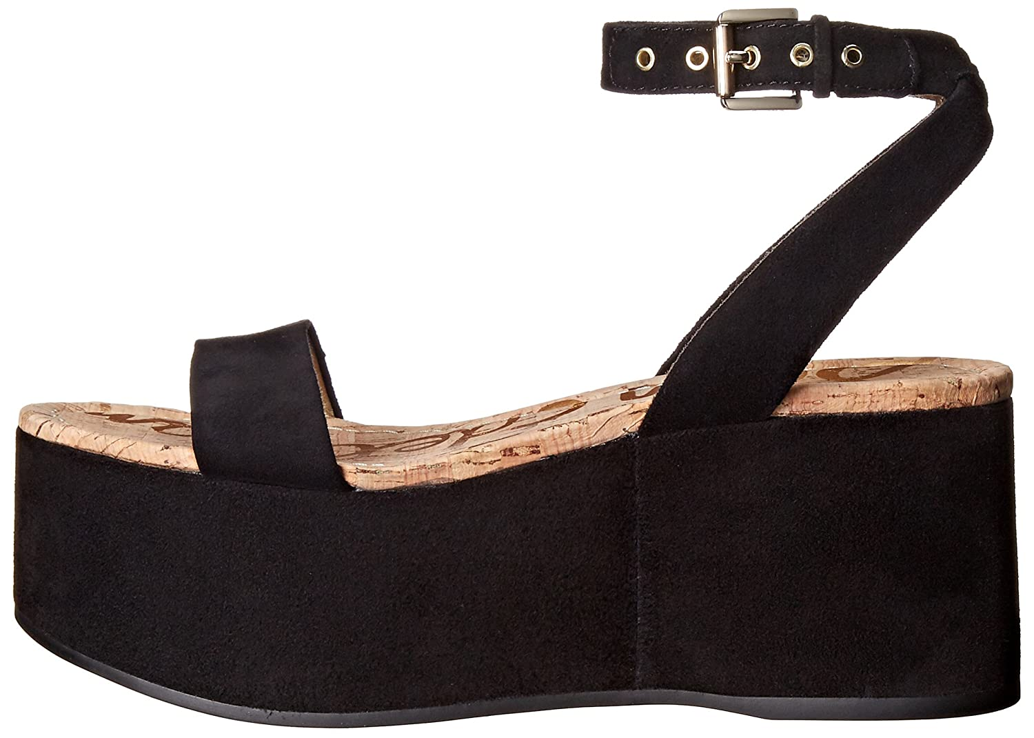 44b1c4ba29de Sam Edelman Women s Henley Platform Sandal  Amazon.ca  Shoes   Handbags