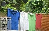 Retractable Clothesline - Portable Heavy Duty