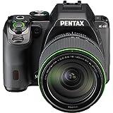 Pentax K-S2 Spiegelreflexkamera (20 Megapixel, 7,6 cm (3 Zoll) LCD-Display, Full-HD-Video, Wi-Fi, NFC, HDMI, USB 2.0) Kit inkl. 18-135mm WR-Objektiv schwarz