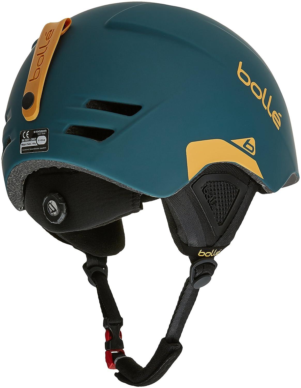 54-58cm Pro-Motion Distributing Petrol//Sand Direct 31459 Bolle B-Yond Soft Helmet