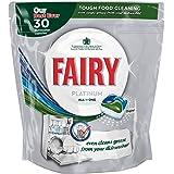 Fairy Platinum Original Dishwash Tablets 60 Washes - (2 x 30 Pack)