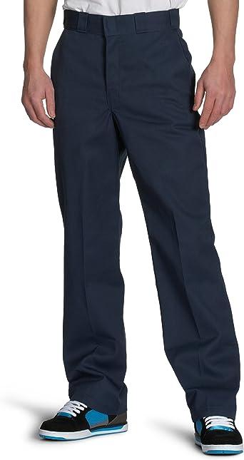 32X32 Dickies Men/'s 874 Original Fit Work Pants Black