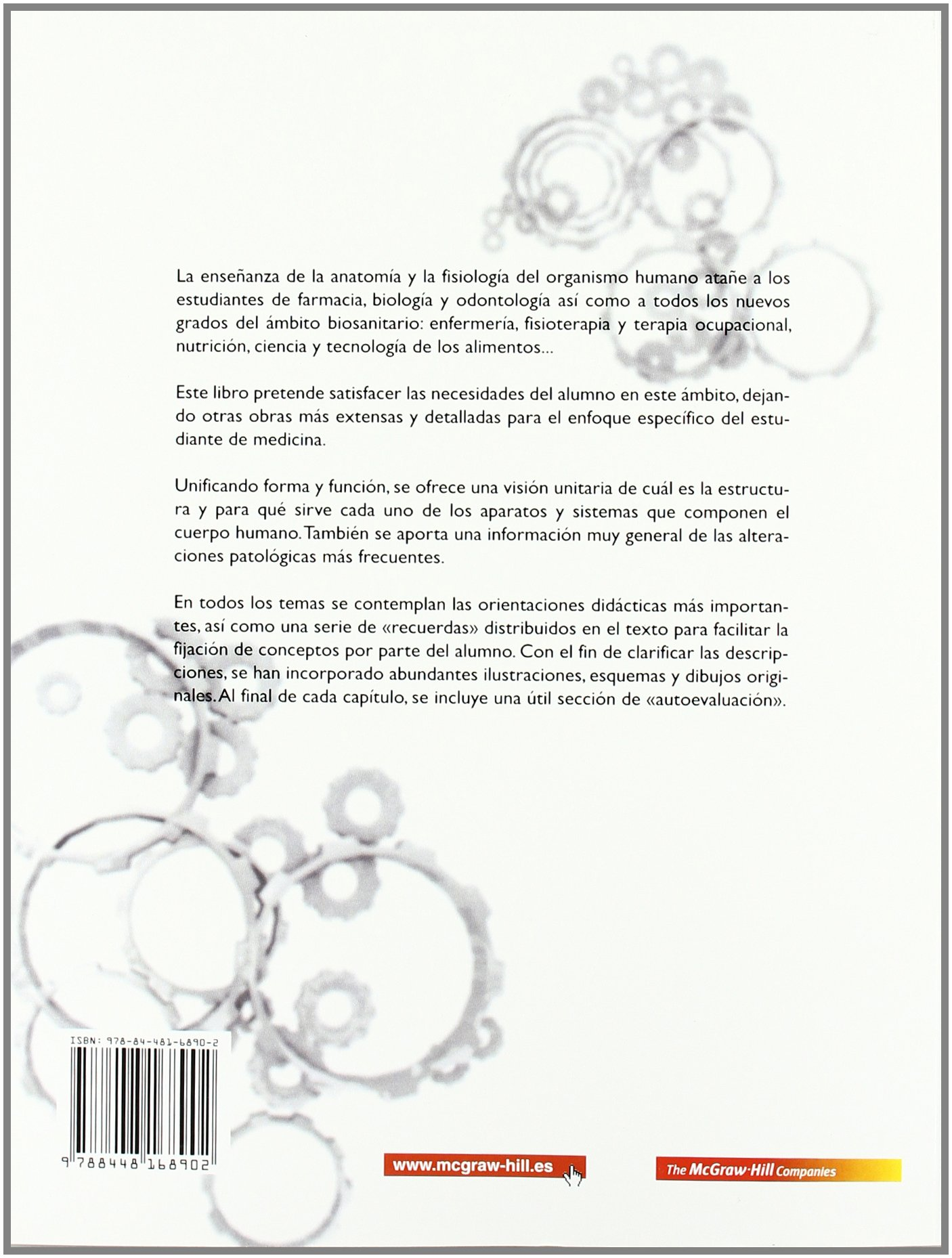 ANATOMIA Y FISIOLOGIA DEL CUERPO HUMANO: Amazon.es: JE TRESGUERRES ...