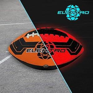 Baden Elektro LED Light Up Football (Junior Size)
