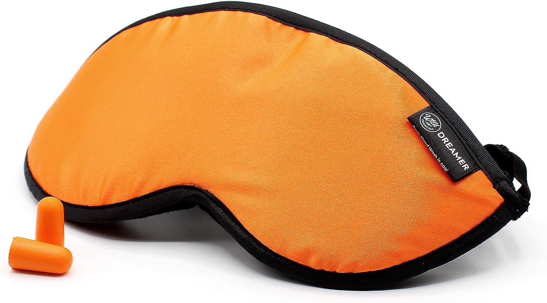 Wild Essentials Dreamer Sleep Masks (Pumpkin Spice)