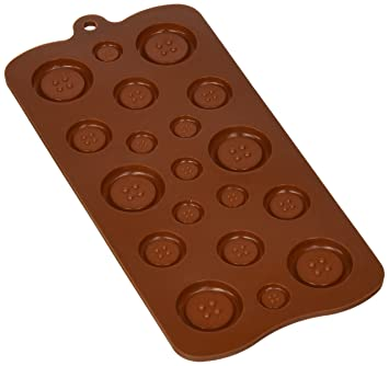 Luxbon Molde de Silicona para Hacer Chocolate Pastel Tarta Helado Postre Gel: Amazon.es: Hogar