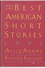 The Best American Short Stories, 1991 Hardcover