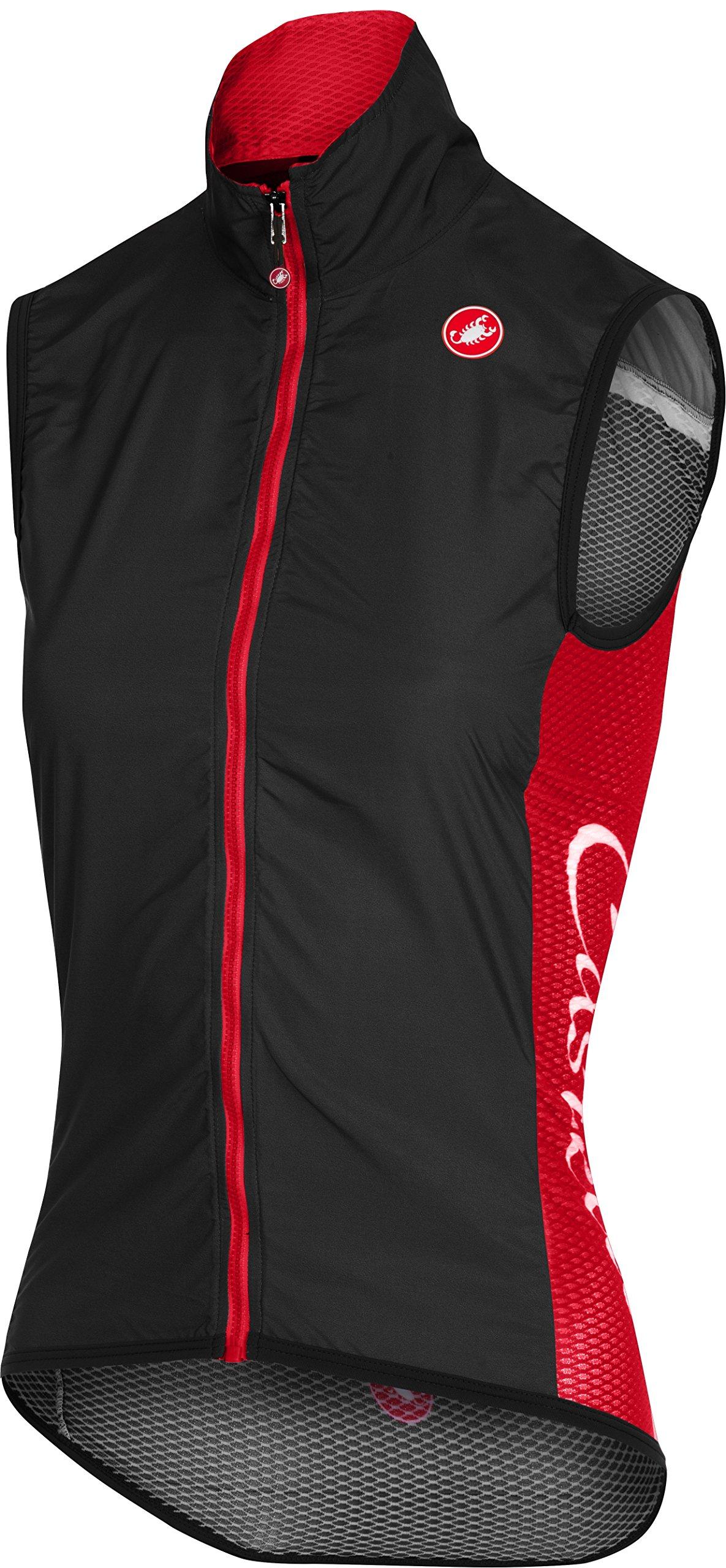 Castelli Pro Light Wind Vest - Women's Black, S