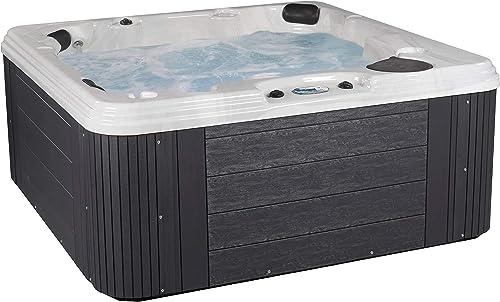 Essential Hot Tubs 50-Jets 2021 Polara Hot Tub