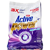 UIC Active Power Laundry Powder Detergent - Regular, 2.5 kilograms