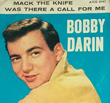 Image result for mack the knife bobby darin