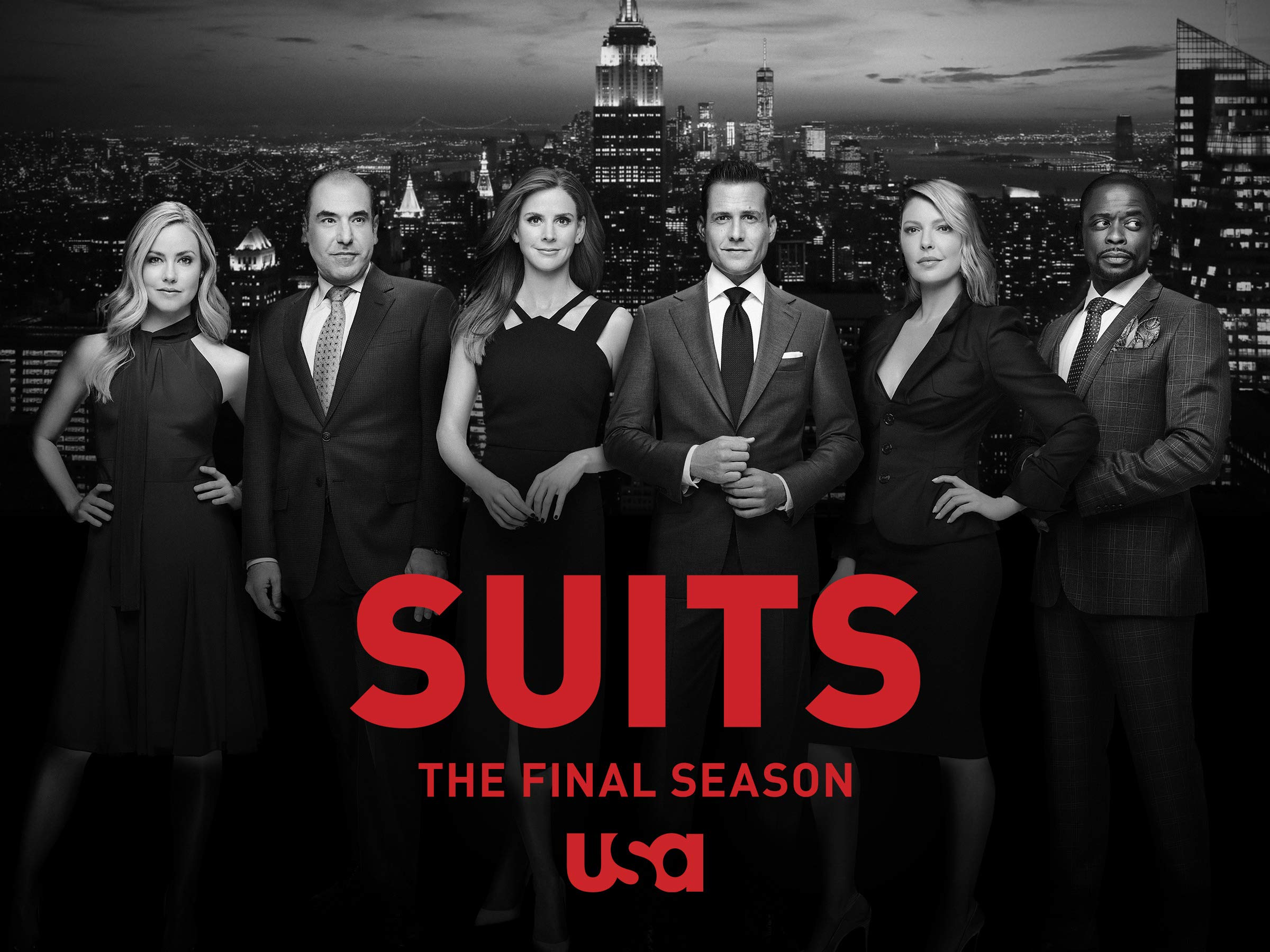 Amazon com: Suits, Season 9: Gabriel Macht, Rick Hoffman, Sarah