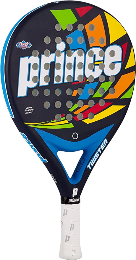 PRINCE Pala Padel Twister R Light: Amazon.es: Deportes y aire libre