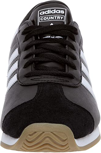 Adidas Country Ii G17073 Homme Chaussures Noir [47, Uk 11,5