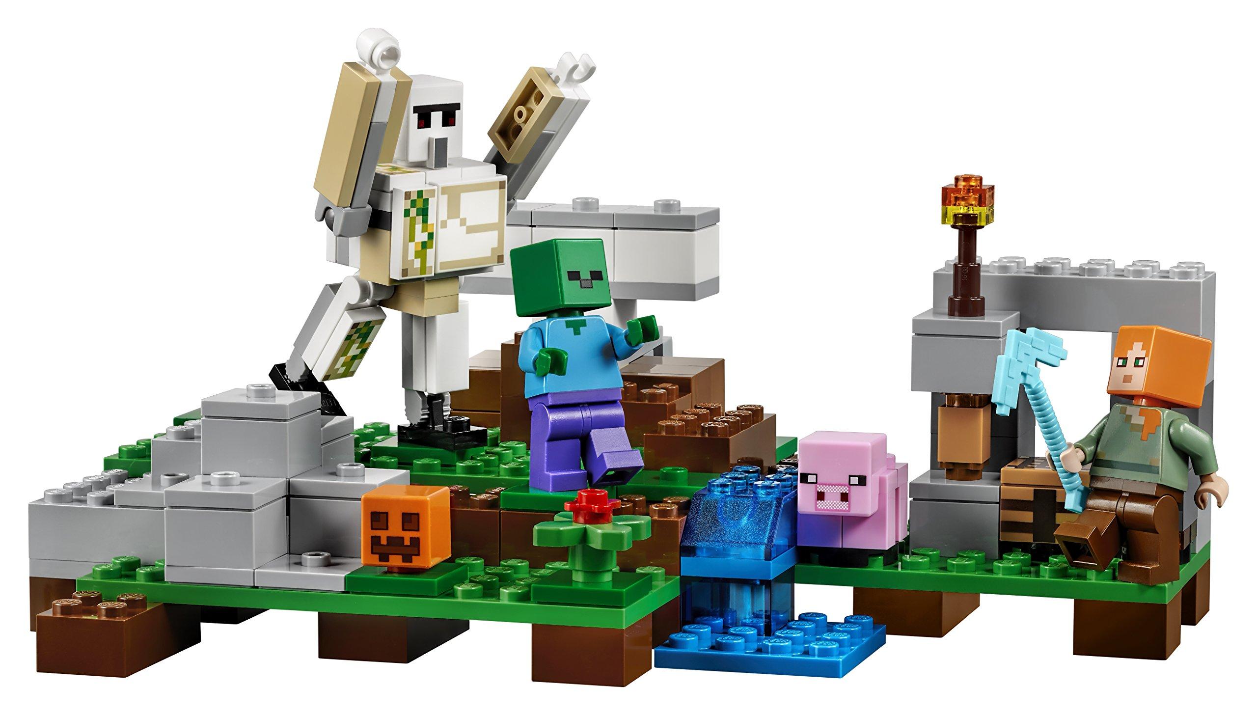 LEGO The Iron Golem by LEGO (Image #7)