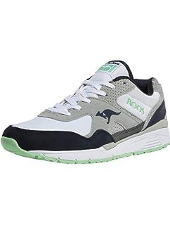 on Jey K KangaROOS Baskets Femme Run Chaussures Slip et wXpqpEBz