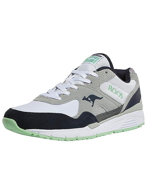 timeless design 08285 90a3b KangaROOS Uomo Scarpe/Sneaker Runnaway ROOS: Amazon.it ...