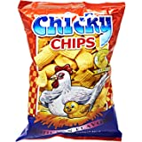 Newton Chicky Chips Chicken Flavor - 100 gm
